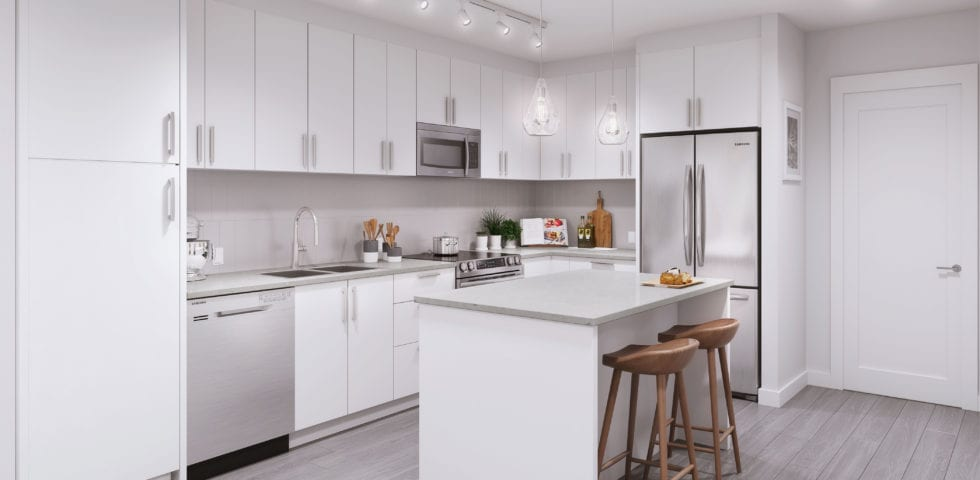 Kitchen Parc Central new condos for sale Rassak realtor